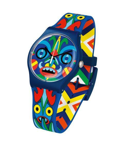 Kukulakuku, Mika! #watch #wristwatch, Swatch
