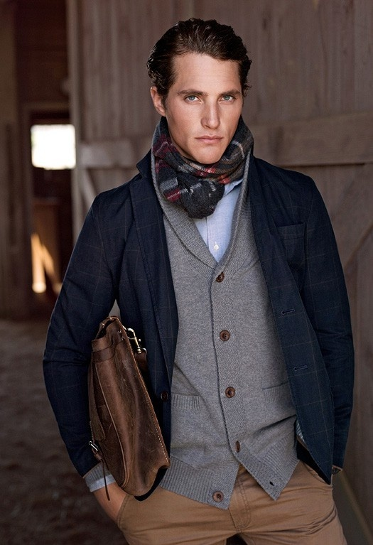 vest and ascot look  #men // #fashion // #mensfashion