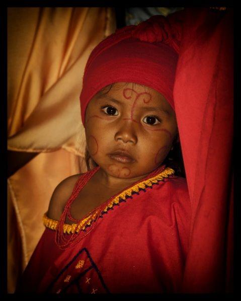 Colòmbia, Península de La Guajira: Poble indígena Wayúu.
