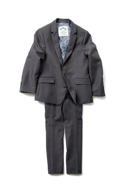 appaman mod suit in vintage black