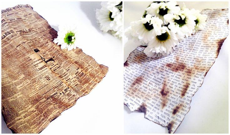 Öregített papírtölcsérek és vintage ajtódísz készítése a blogon --->>> http://kerekecskevilagocska.blog.hu/2017/07/04/vintage_ajtodisz_keszitese_diy