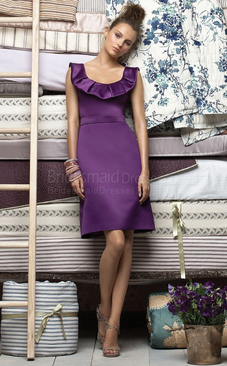 Best 25 short purple bridesmaid dresses ideas on pinterest dressed in our hand made purple bridesmaid dresses you will sure to be the most charming lady and get your luck ombrellifo Gallery