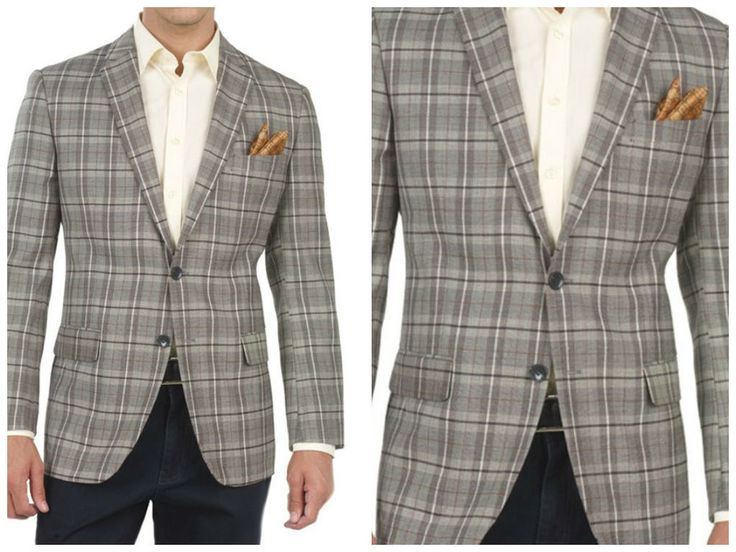 Collection Checkered Blazer Pictures - Reikian