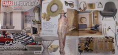 Caras Decoração - Portugal   Novembro 2016   #bocadolobo #publications #luxuryfurniture #magazine