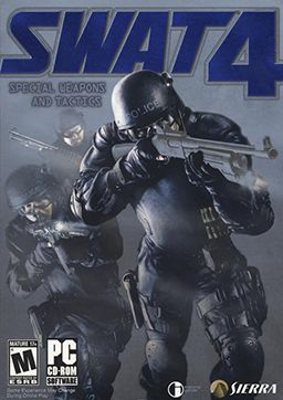 SWAT 4 sucha underrated co-op game. Too bad Sierra closed down. -- Good game but hostage situations are extremely difficult.