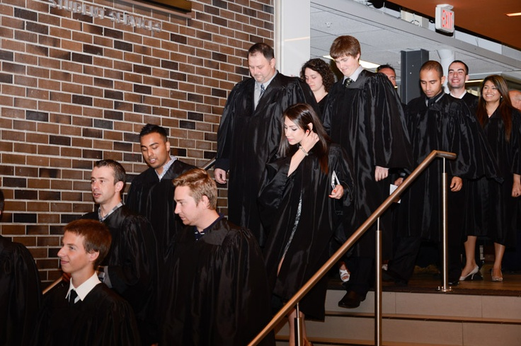 Mohawk College Convocation - Class of 2013.