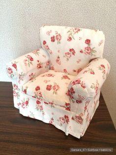 Cómo hacer una silla para muñecas con materiales de desecho. clases del taller / magistrales, talleres creativos: lecciones, gráficos, modelos de muñecas con sus manos / Beybiki. Muñecas de fotos. Ropa para muñecas