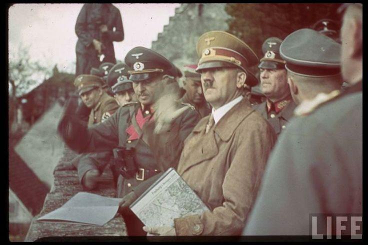 Adolf Hitler LIFE Image