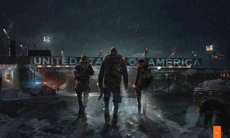 Ubisoft – The Division Collaborative Fan Art Winner and Collaborative Video