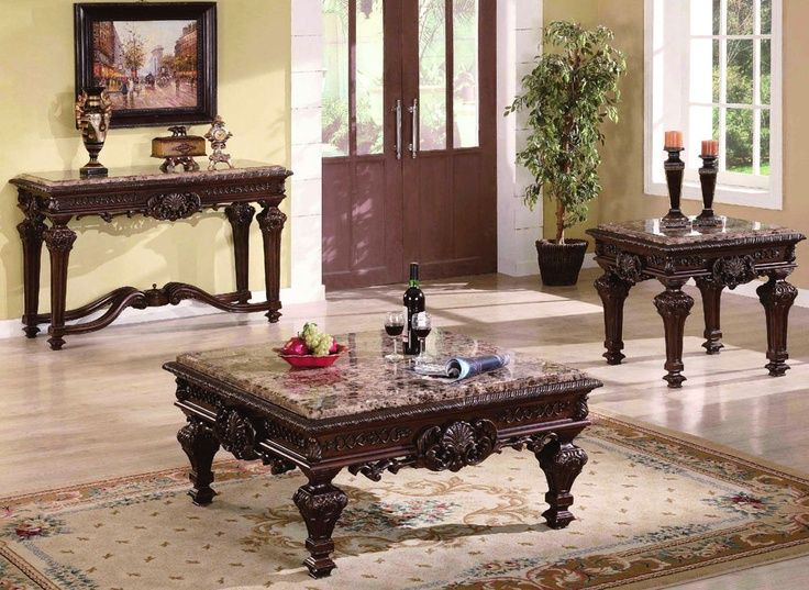 Classic Coffee Table YT 383