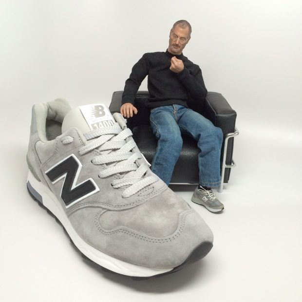 new balance 1400 grey suede