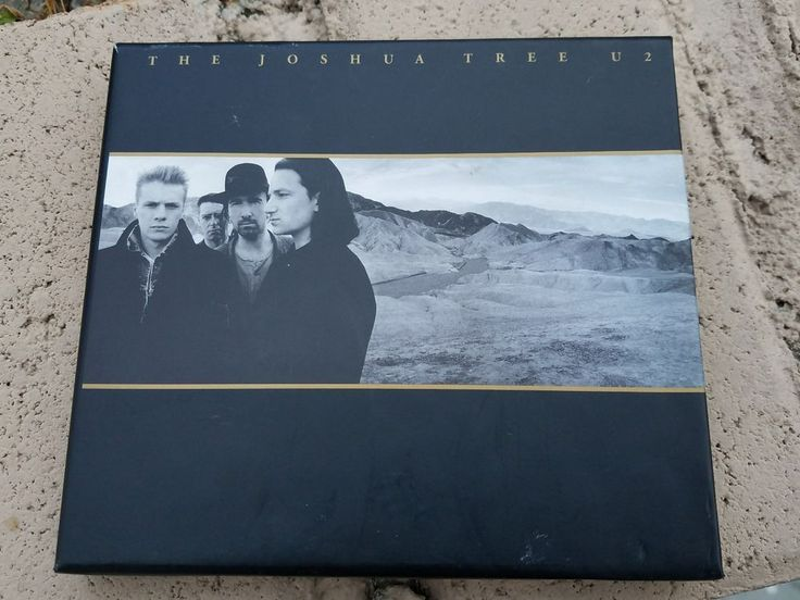 The Joshua Tree [Deluxe Edition] [Remaster] by U2 (CD, Nov-2007, 2 Discs, Island #AlternativeIndie