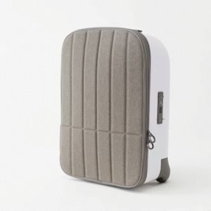 Nendo's+cabin+baggage+has+a+hard+shell++and+a+soft+front+like+a+tortoise