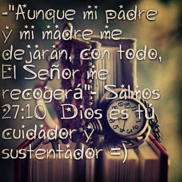 Salmos 27:10