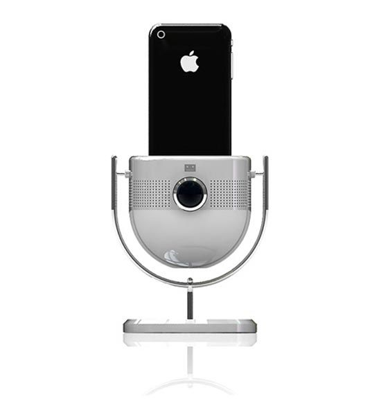 Coolest latest gadgets Design The E Pod Ultimate iPhone Dock New technology gadgets High tech electronic gadgets