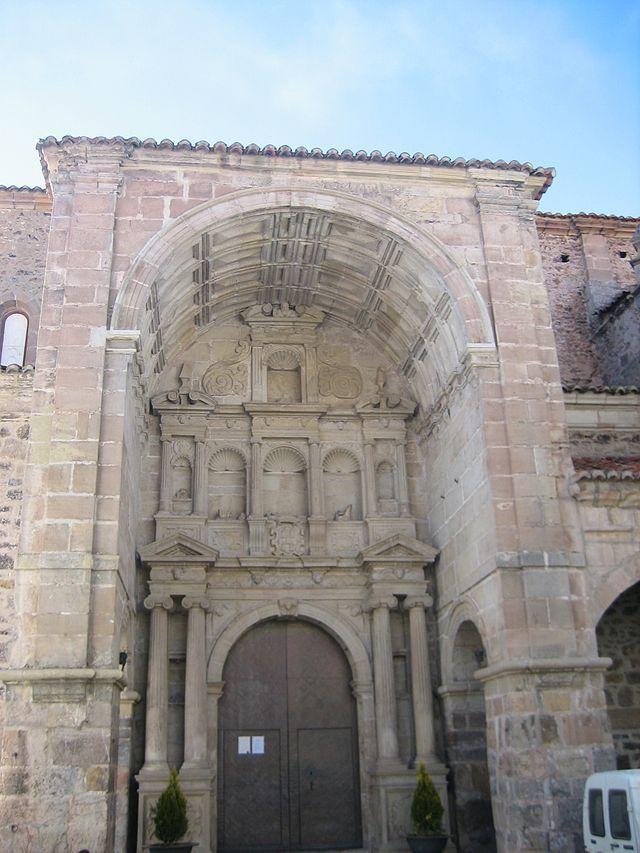 Teruel  Iglesia de los Apóstoles San Simón y San Judas de Alcalá de la Selva -