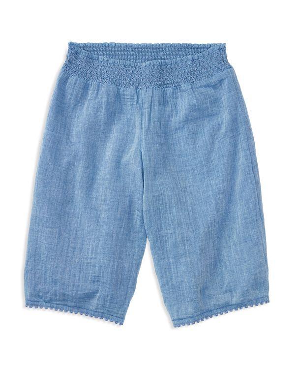 Ralph Lauren Childrenswear Girls' Culotte Pants - Sizes 2-6X