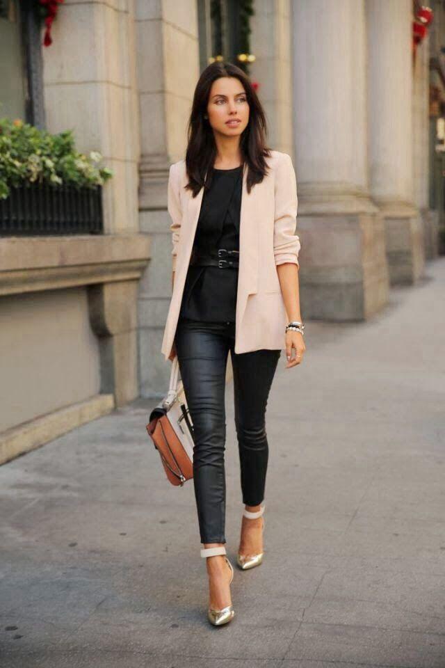 eleganckie stylizacje ze spodniami - Szukaj w Google