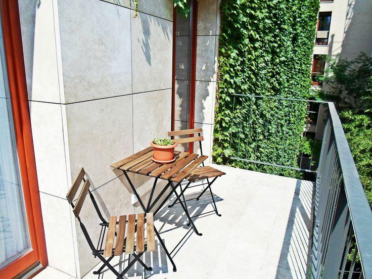 Lime Apartment - Balcony