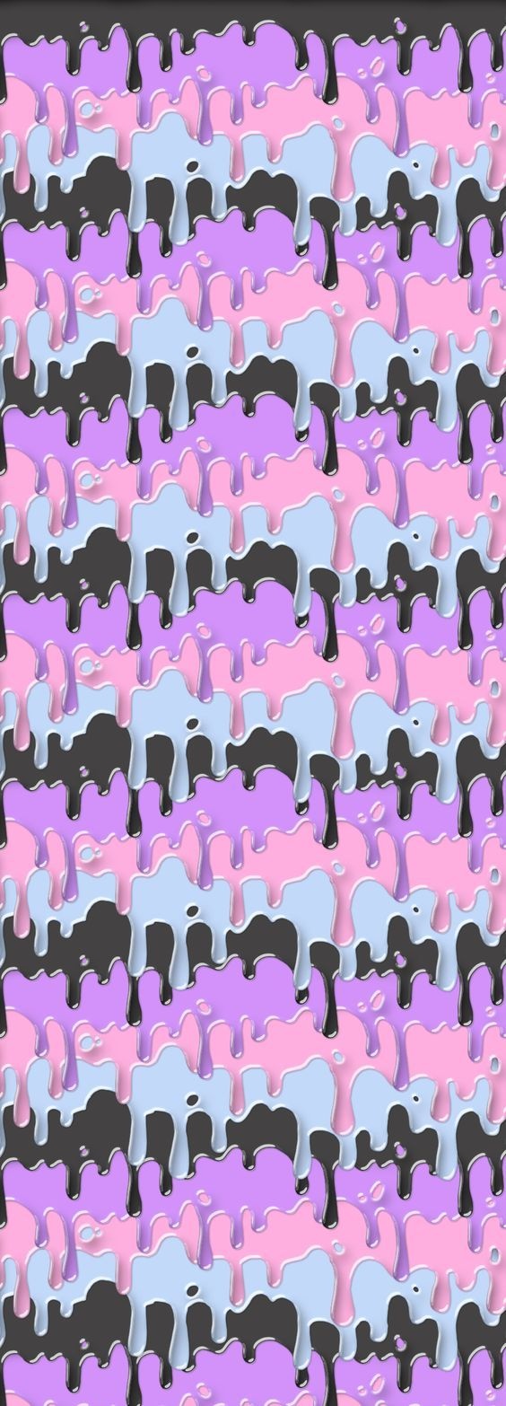Tumblr iphone wallpaper pastel grunge - Pastel Goth Custom Bg By Krowsykunst