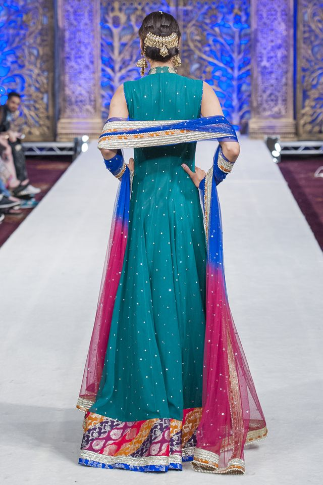 PFW Bridal Zainab Chottani Latest Collection