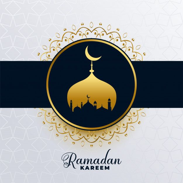 Nail Art Ramadan: Download Islamic Ramadan Kareem Golden Mosque Background