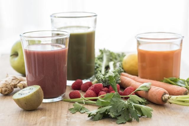 10 smoothies in 10 giorni