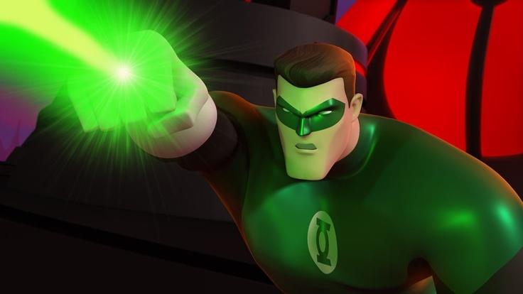 'Green Lantern: The Animated Series, Lost Planet' – Recap