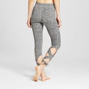 Women's Ballet Wrap Legging - Mossimo Supply Co.™ (Juniors') : Target
