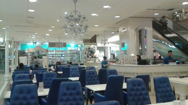 Beautiful coffee shop