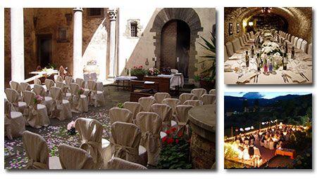 Welcome to our new Italy Castle, Castello del Trebbio