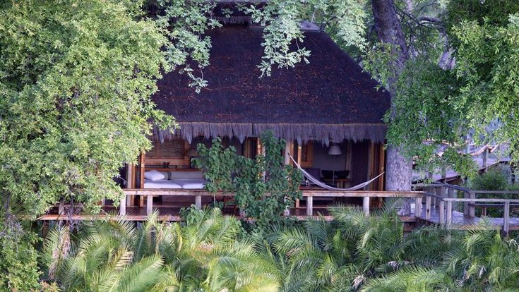 Jao Camp — Moremi Wildlife Reserve, Botswana Wildlife
