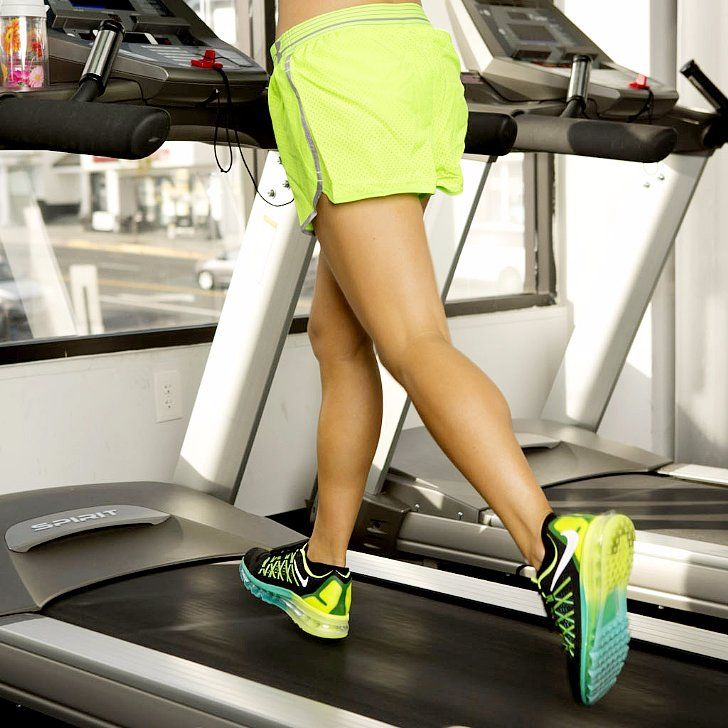 Go Long, Get Fast, Burn Calories: Treadmill Run: Today's workout in our Better-Body Challenge is cardio.