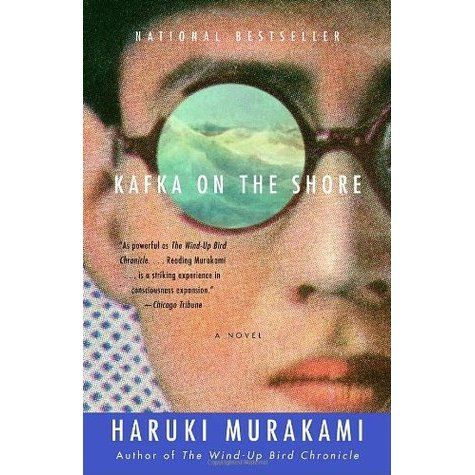 Kafka on the Shore, a tour de force of metaphysical reality, is powered by two remarkable characters: a teenage boy, Kafka Tamura, who ru...