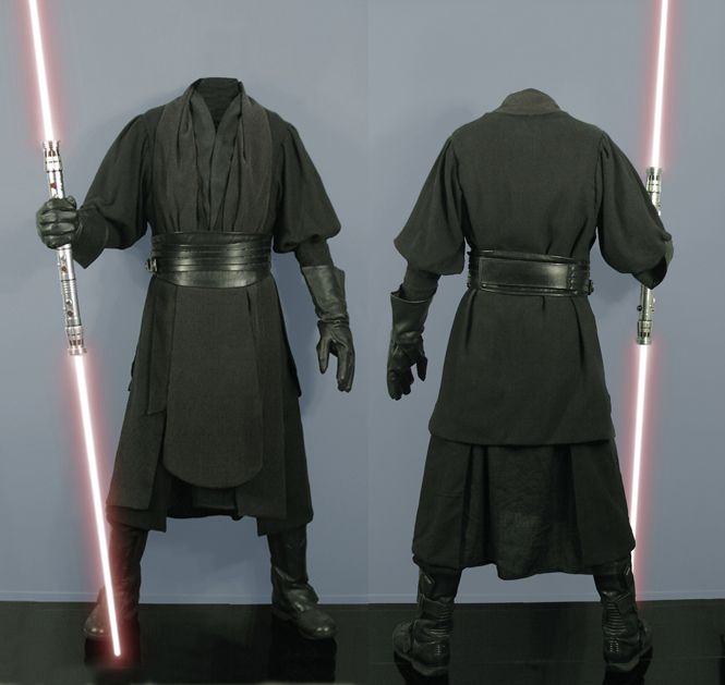 I want to put together a Darth Maul costume for cosplay. How expensive do you estimate it would be to put this together?