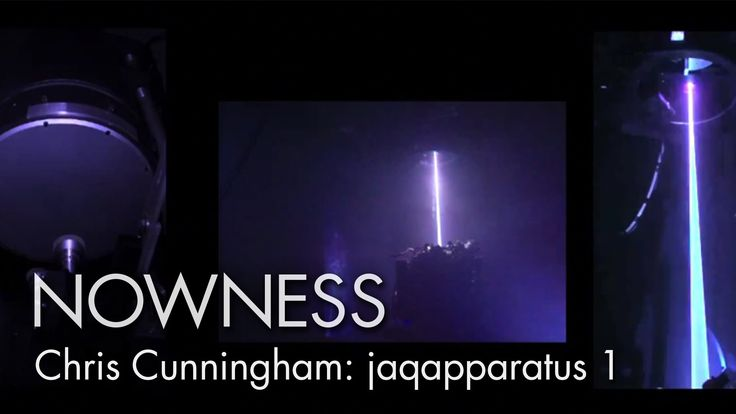 """jaqapparatus 1"" by Chris Cunningham"