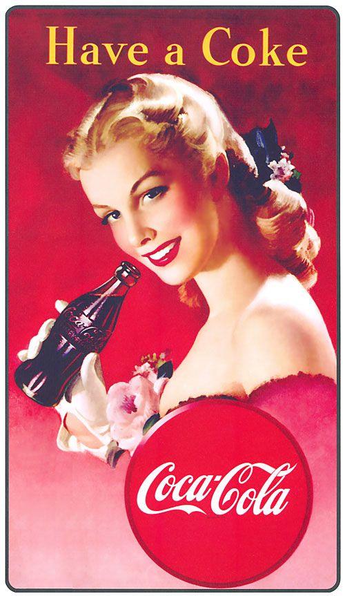 Affiches anciennes coca cola                                                                                                                                                                                 Plus