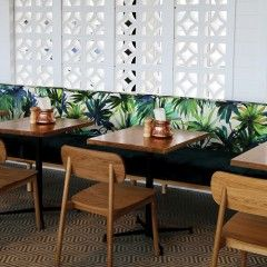 New Opening: Devon on the Wharf - Exquisite Mediterranean fare served as close…