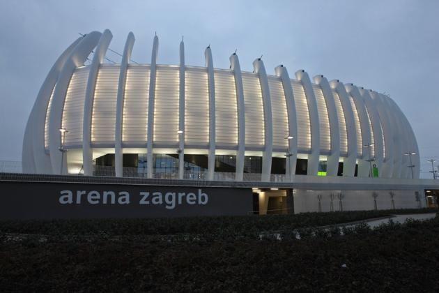 Arena Zagreb By Upi 2m Zagreb Sport Hall Arena