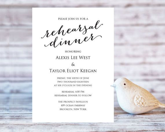Πάνω από 25 κορυφαίες ιδέες για Dinner invitation template στο - dinner invitation template