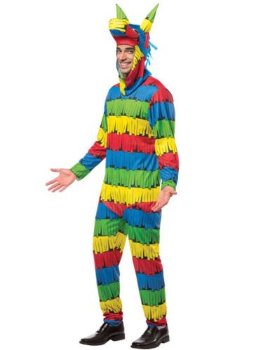 Adult-Funny-Mexican-Pinata-Party-Outfit-Fancy-Dress-Costume-Birthday-Fiesta-Mens