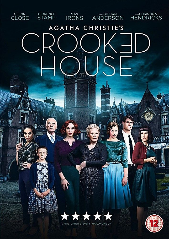 Pin By Maryem Laadidaoui On Popcorn Movies Agatha Christie Crooked House Film Crooked House