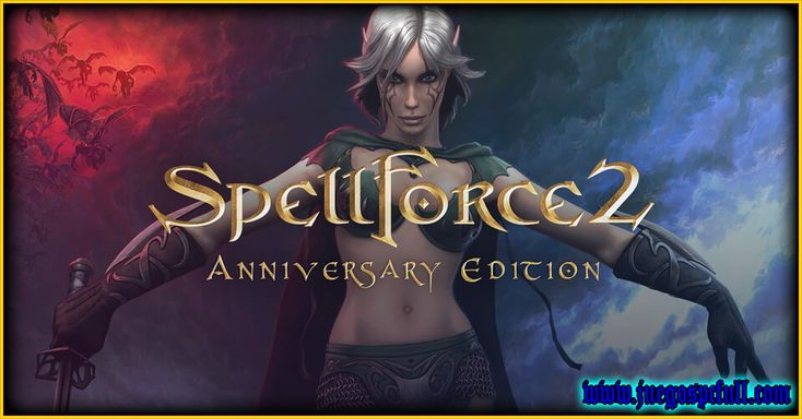 Descargar SpellForce 2 Anniversary Edition | Full | Español | Mega | Torrent | Iso | Elamigos | JuegosPcFull | Descargar Juegos para pc | SpellForce 2 Anniversary Edition es una colección de los galardonados éxitos de la saga SpellForce: SpellForce 2 Shadow Wars y el add-on SpellForce 2 Dragon Storm, para una...