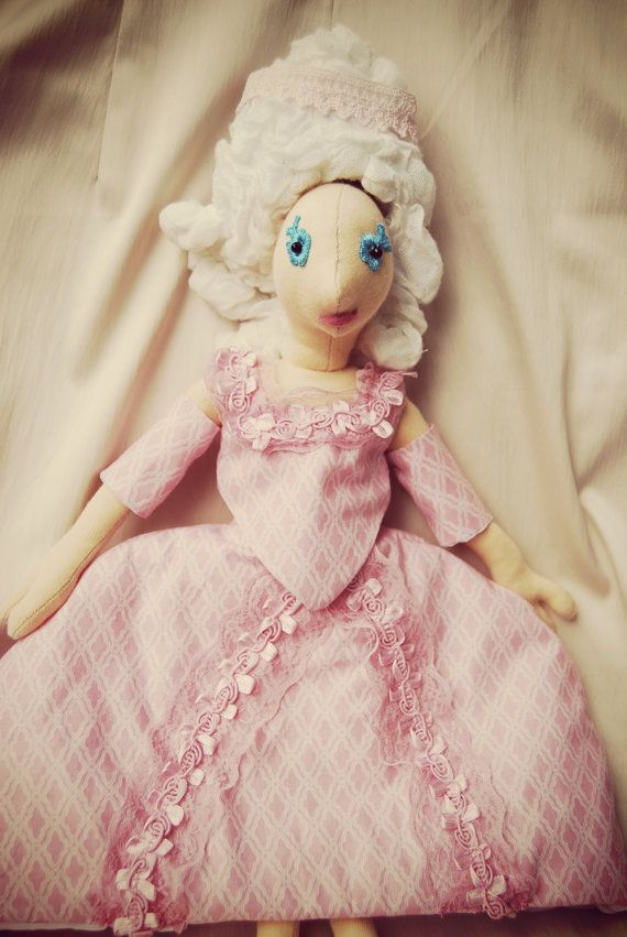 Princess Antoinette by Rongylady on Etsy