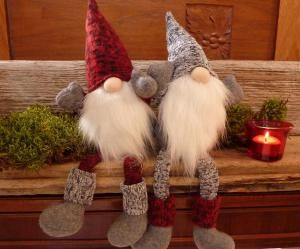 Svenska tomtar (swedish gnomes)