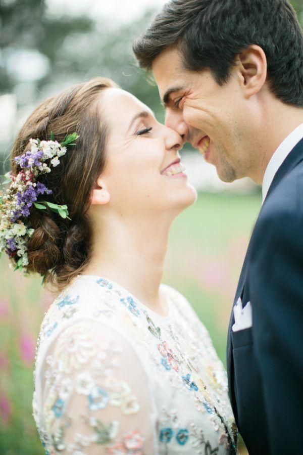 Marta + André, um casamento campestre e oh so chic!