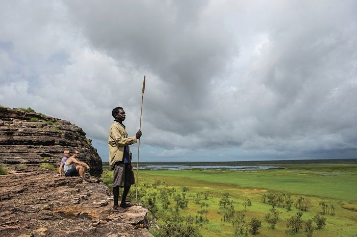 Ubirr Rock in Kakadu
