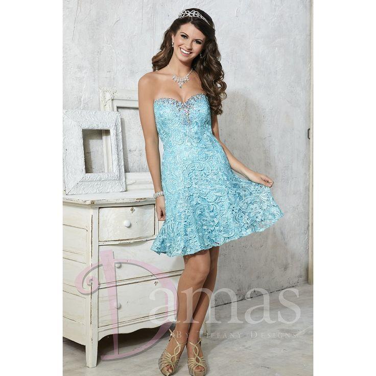 271 best Prom/Formal * Short Dresses images on Pinterest   Short ...