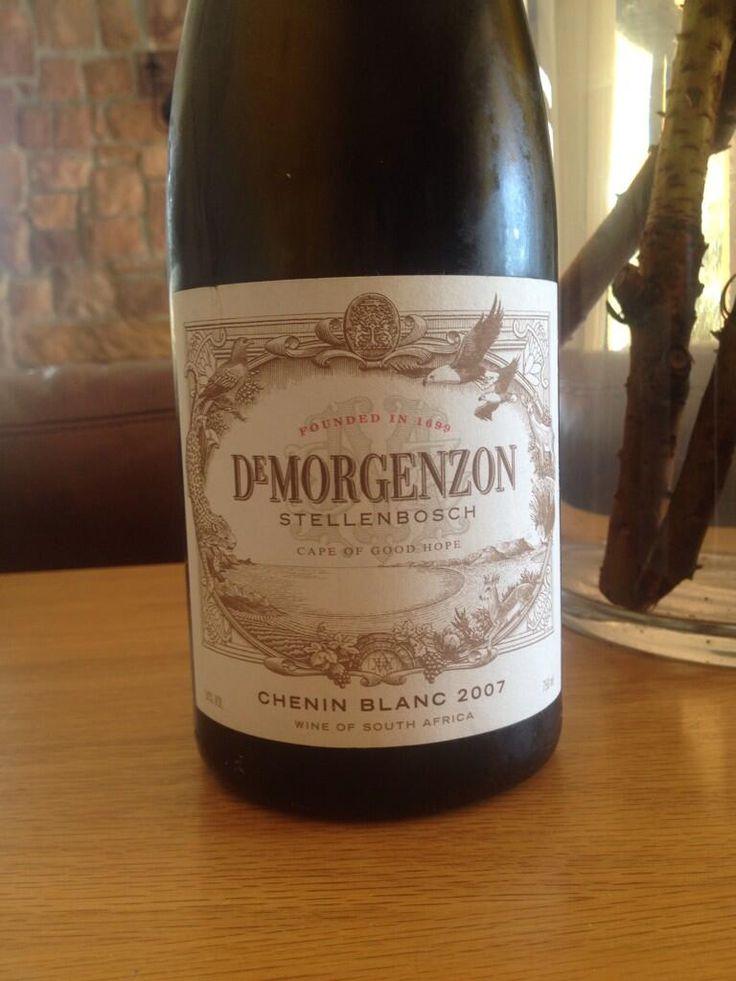 @DMZwine @DeMorgenzonWine we had the fabulous 2007 Chenin during lunch today! #cheninblanc #wine #sundayfunday pic.twitter.com/0KqP09PRIx