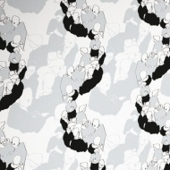 Marimekko People Wallpaper